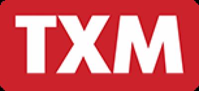TXM textil market - letak online + predajne + odmena  452c7d181dc
